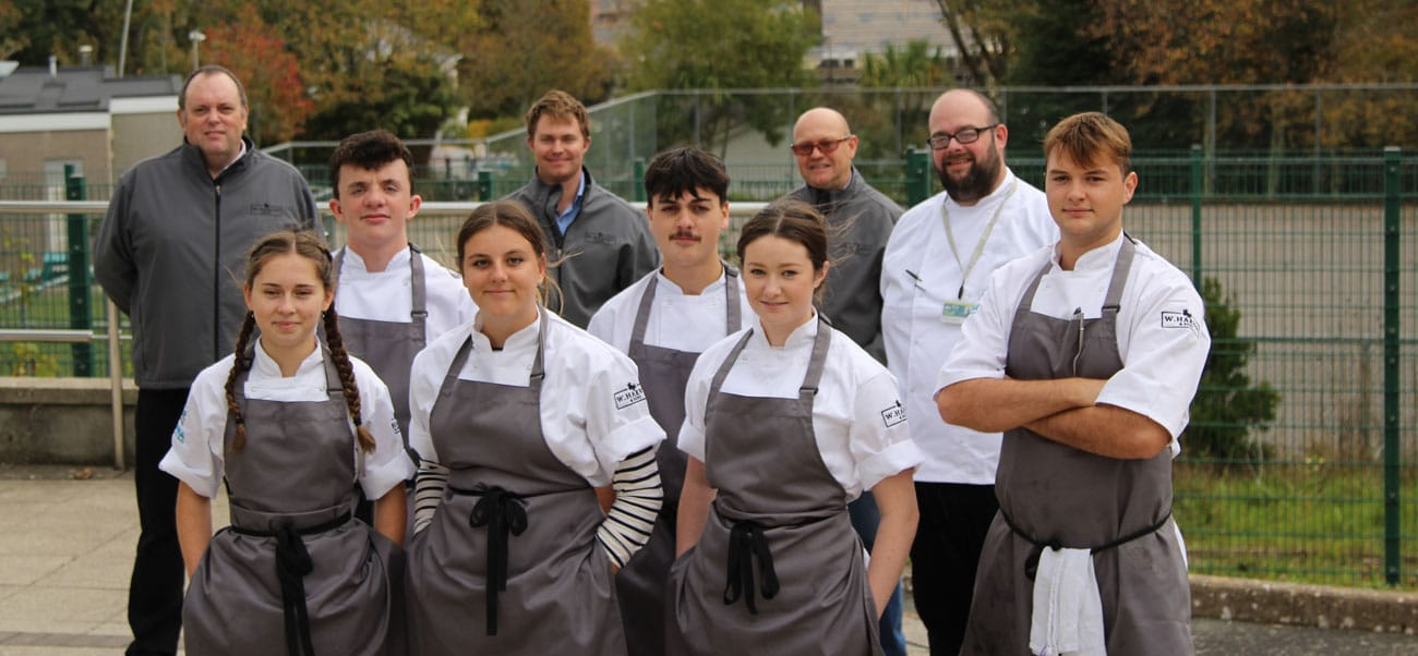 W. Harvey & Sons & Truro-Penwith College develop new Seafood recipes