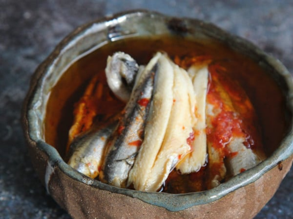 Anchovies with Chilli | Order Online | Next Day Delivery