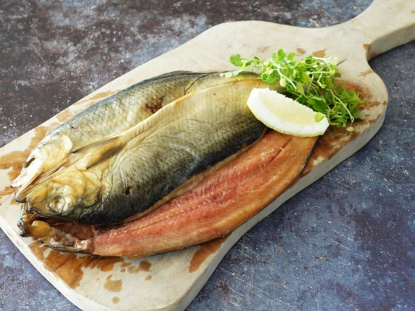 Pair of Smoked Kippers | Buy Online | Next Day Delivery