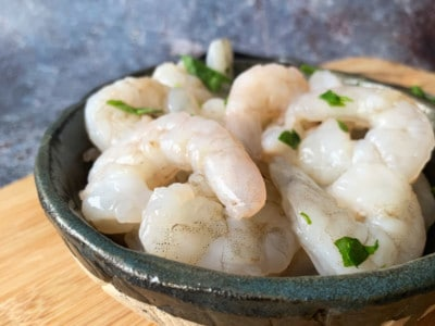 Cornish Raw Tail Prawns 500g / 1Kg | Order Online | Next Day Delivery