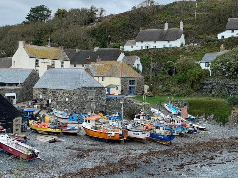 Cadgwith Cove